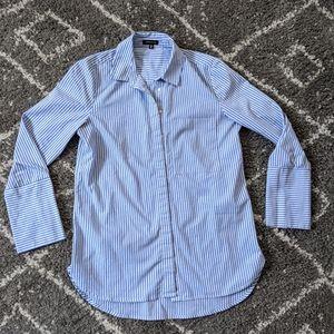 ⚡3/$20⚡Dynamite button up striped shirt sz: XS
